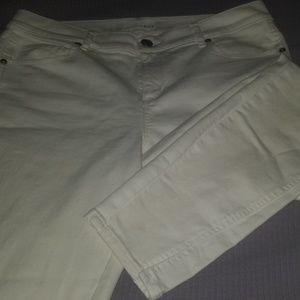 LOFT Modern Slim Pocket Skinny Jeans (10)